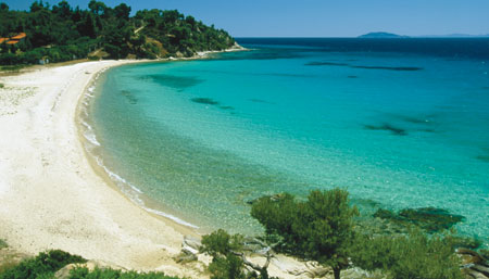 Chalkidiki_beaches