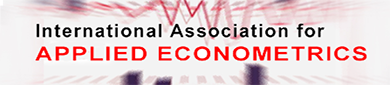 International Association of Applied Econometrics